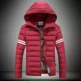 OEM 겨울 남자를 위한 옥외 아래로 우연한 Hoody 재킷