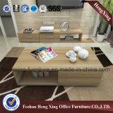 Table basse de salle de séjour de couleur de cerise (HX-6M361)