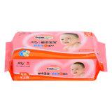 Trapo mojado del mejor de la calidad del OEM removedor del maquillaje, fabricante del trapo del bebé