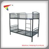 Populäres Schule-Metallrahmen-Koje-Bett (HF025)