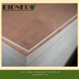 Heißes Sell Wood Grain Fancy Plywood für den Irak