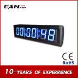 [Ganxin]青い屋内LED表示枕元の時間教室のクロック