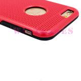 Het Rooster TPU Moble van de manier/de Gevallen van de Telefoon van de Cel voor Samsung/iPhone