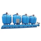 循環の給水系統の自動砂媒体水フィルター(YL-SF-500)
