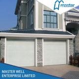 Porte adaptée aux besoins du client de garage de taille/nouvelle conception pour la porte en acier de garage