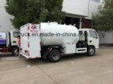 Fabrik ASME 5500 Liter LPG, dieBobtail LKW für Zylinder und Hotel wieder füllen