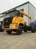 Dongfeng 4*4 van Road Transportation Truck met Crane (EQ5160JSQE)