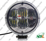 2016날의 최고 밝은! ! 12V 24V LED Work Light, 9inch 크리 말 LED Work Light 의 세륨, RoHS Round LED Work Light
