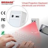 Het goedkope Virtuele Toetsenbord van de Projectie Bluetooth van het Toetsenbord van de Laser Rode Infrarode