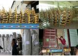 Стул Chiavari золота сбывания гостиницы горячий с подушкой сиденья