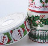 Праздник упаковки крена украшая позумент праздника