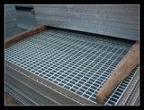 Serrated стальная решетка с гальванизированием горячего DIP