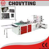 Automatische seitliche Hochleistungsdichtungs-Plastikbrot-Beutel, der Maschine herstellt