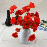 高品質の安いケシの人工花(SW13302)