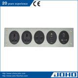 tipo socket del panel del escritorio de la aleación de aluminio