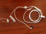 Auricular y receptor de cabeza baratos con el control de volumen para el iPhone