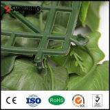 PE van het Decor van het huis het Verse Natuurlijke Kunstmatige Plastic Blad van de Omheining met SGS Ce