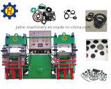 Silicones en caoutchouc de double plaque de pompe de vide faisant la machine pour les garnitures en caoutchouc fabriquées en Chine