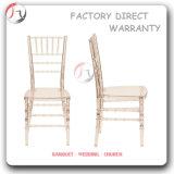 Stackable складной стул Chiavari смолаы (RT-06)