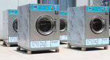 Coin Laundry Gas Dryer Machine
