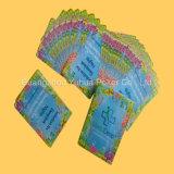 Plastikspiel-Karten-pädagogische Karten für Chilldren Studie