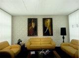 Moderner Entwurf geprägtes Innen-Panel Belüftung-3D für die Wand dekorativ