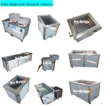 2400W Ultrasonic Cleaning Machine Limpiador ultrasónico para piezas de metal Rust Cleaned