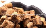 محبوب إمداد تموين [بت فوود] أسنانيّة طعام يعامل كلب [أبلت] طبقة ليفيّة كلسيّة شريط مع طبقة ليفيّة كلسيّة نكهة