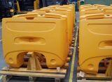 Carcaça de areia personalizada, carcaça do ferro, contrapeso para a maquinaria do transporte