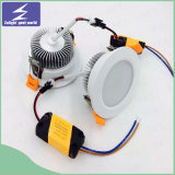 5W 7W 9W LED vertiefte Vorrichtungs-Decke Downlight