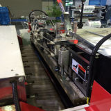 Hochgeschwindigkeitskalender-Beutel, der Maschine herstellt
