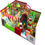 Kundenspezifischer spätestes Entwurfs-Kind-freches Schloss-Innenspielplatz für Kinder