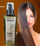 Petróleo de pelo con el petróleo puro del Argan de Marruecos para el pelo dañado