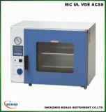 Precieze 500 Celsius High Temperature Verwarming Vacuum Lab Oven