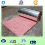 Insulation MaterialのためのAluminium FoilのファイバーFabric Glass Wool