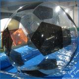 水球のプールが付いている膨脹可能な水球の球