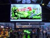 Schermo di visualizzazione registrabile automatico del LED di luminosità P2.5 per fare pubblicità