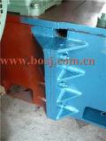 Rullo perforato del vano per cavi della Manica d'acciaio che forma la macchina Iran di produzione