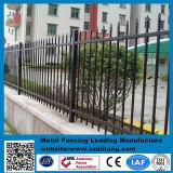 Fabrik-Verkaufs-gute Qualitätsdekorativer bearbeitetes Eisen-Zaun