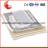 Muestra libre de costos Clip de acero inoxidable dólar barato Dinero