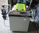 Máquina plana de cristal manual de la impresión de pantalla de seda del vacío de TM-6080s