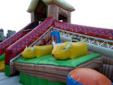 2016 neues Design Inflatable Ägypten federnd Jumping Castle für Sale