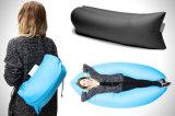 新式の2016の水おもちゃの膨脹可能な浮遊ベッドのいかだのエアマットレスのLamzacのたまり場の寝袋