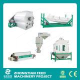 Le bétail et la volaille animaux complète l'usine de moulin de boulette d'alimentation