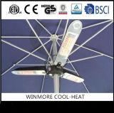 360 van de Draagbare Openlucht van de Verwarmer graden Verwarmer van het Kwarts met Afstandsbediening