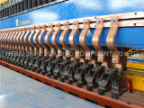 Macchina saldata della maglia della barra d'acciaio di armatura in cemento armato