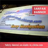 De adverterende VinylBanner van de Kleurendruk van Customed van de Vertoning Volledige