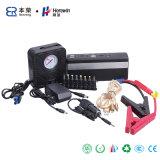 Dispositivo d'avviamento di salto della batteria 12V dello Li-ione della Banca di potere dei ricambi auto (pompa)