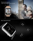 Relógio de pulso esperto dos homens do relógio de A1 Bluetooth para o telefone do Android/Ios