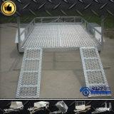 High-technology трейлеры ячеистой сети в заводе по изготовлению стали